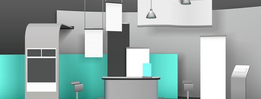 سازه نمایشگاهی - انواع سازه نمایشگاهی